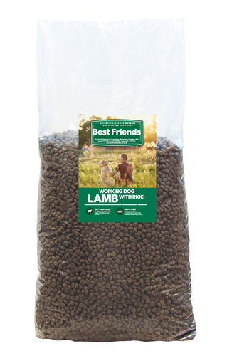 Working Dog Super Premium Lamb & Rice 15kg